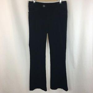 Banana Republic Velour Trouser No. 323 Martin Fit